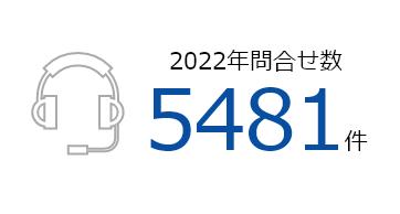 2019年問合せ数3000件超