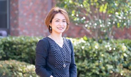 関西大学 国際部教授 池田佳子 先生