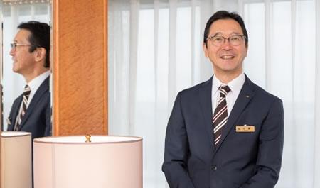 ホテル日航関西空港 総支配人 近藤高 様